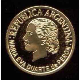 moneda eva peron
